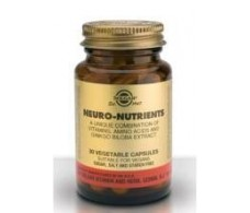 Solgar Neuro Nutrients 60 Capsules vegetables
