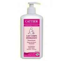 Cattier Nourishing Moisturizing Milk 500ml.