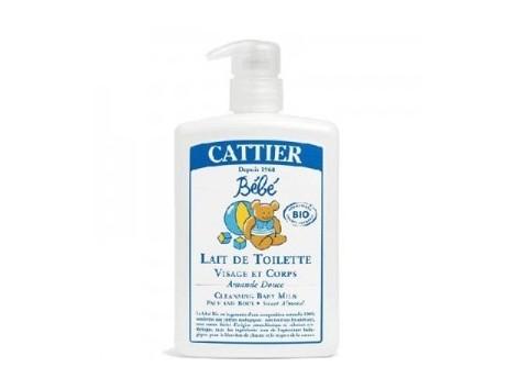Cattier Baby Cleansing Milk Skin and Hair 200ml.