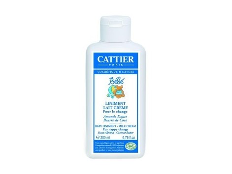 Cattier Biological Linimiento diaper change for 200ml.
