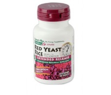 Nature's Plus Red Yeast Rice 30 capsules.