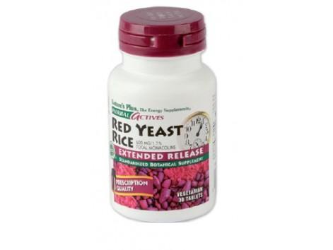 Nature's Plus Red Yeast Rice 30 capsules.