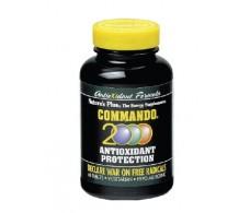 Nature's Plus Commando 2000. 60 tablets.