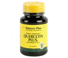 Nature's Plus Quercetin Plus Vitamin C and Bromelain 60 tablets.