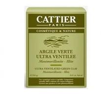 Cattier Arcilla Verde Ultraventilada 250 gramos.