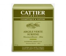 Cattier Super Green clay 3 kg.