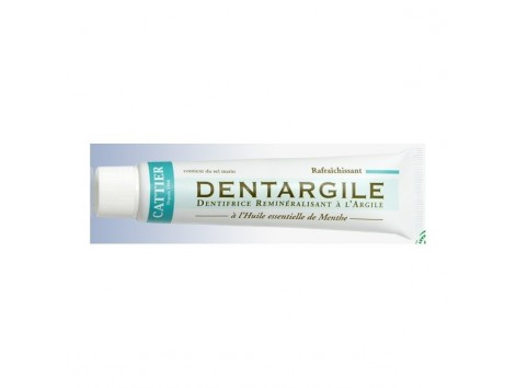 Cattier Dentargile Lemon Toothpaste 75 ml Ancian wrathful.