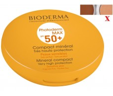 Bioderma Photoderm Max Color Compact SPF50 + fair skin.