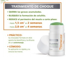 Thiomucase Stick anticelulítico con Lipodualenzym ® 75