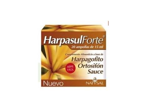 Natysal HARPASUL Forte (devil's claw, Ortosifón) 20 blisters.