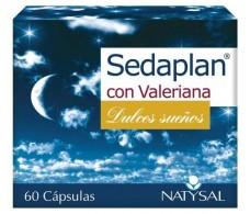 Natysa Sedaplan (valeriana) 60 Cápsulas.