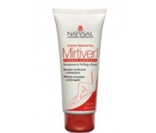 Natysal Mirtiven Legs Cream 200ml.