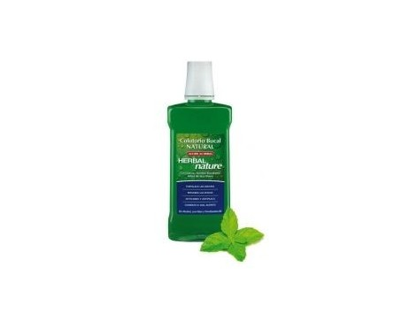 Natysal Herbal Mouthwash Nature 500ml.