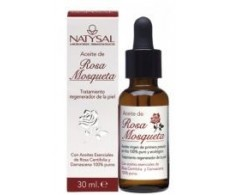 Natysal Rosehip Oils (stretch marks, wrinkles) 30 ml.