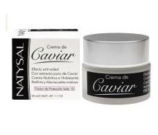 Natysal Caviar Cream (anti-aging) SPF 15 50 ml.