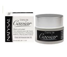 Natysal Crema de Caviar (anti-edad) FPS 15  50 ml.