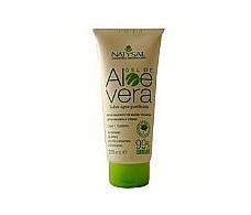 Natysal Aloe Vera Gel Puro hidratante 200ml.