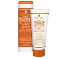 Natrysal Propolis Cream (nutritious) 75 grams.