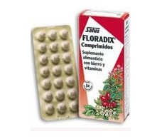 Floradix Iron 84 tablets.