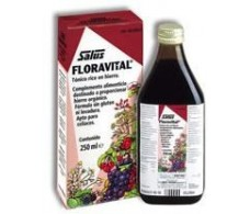 Floravital Hierro 250ml. Salus