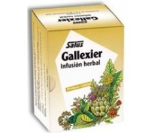 Gallexier infusion 15 sobres.