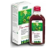 Higo and Mana Syrup Schoenenberger 200ml, Salus.