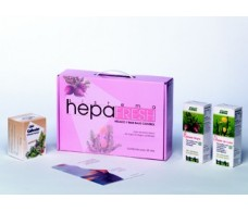HepaFresh Pack System Program. Salus.