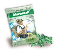 Candies Alpenkraft 75 grams, Salus.