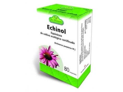 Defenses Echinol 80 tablets. Dr Dunner.