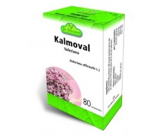 Valerian Dream Kalmoval 80 tablets. Dr Dunner.