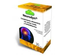 Neurodyn Memovif Rendimiento intelectual 30 cápsulas. Dr Dunner.