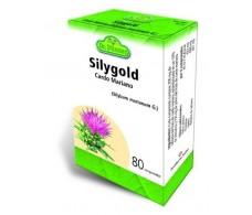 Silygold fígado 80 comprimidos. Dr Dunner.