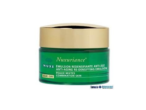 Nuxe Nuxuriance® Emulsión Día Para pieles mixtas 50 ml.