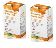 Esteve Recuperation SRO Oral Naranja 2x250ml.