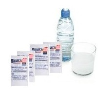 Esteve Suero Oral Recuperation Yogurt Sabor 4 envelopes.