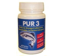 Best Products Beps Pur 3 Omega-3 60 Perlas.