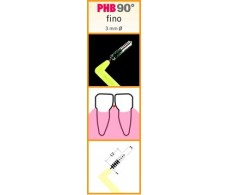 PHB 90 interdental brushes Fino 6 +.