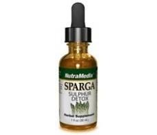 Nutramedix Sparga extracto de raíz de espárrago 30ml.