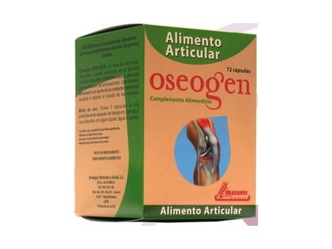 Oseogen alimento articular 72 capsulas.