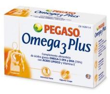 Pegaso Omega 3 Plus (EPA DHA protector de las celulas) 40 capsul