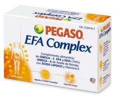 Pegaso Efa Complex 40 capsulas.