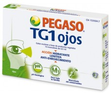 Pegaso TG1 Ojos 10 monodosis.
