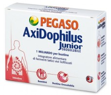 Pegaso  Junior AxiDophilus 14 envelopes.