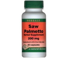 Pal Saw Palmetto 500mg (Extracto) 100 comprimidos.
