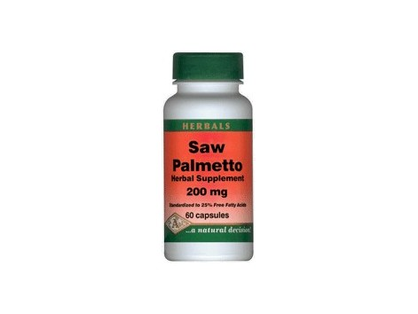 Pal Saw Palmetto 500mg (Extract) 100 tablets.