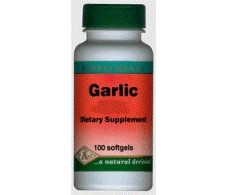 Pal Garlic Oil Aceite de Ajo 100 perlas.