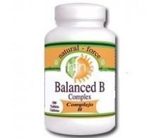 Pal Complex B Formula Balanced 100 comprimidos.