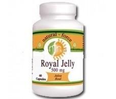 Pal Royal Jelly 500mg. 60 capsules.
