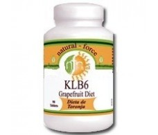 Pal KLB6 Grapefruit Diet (apple vinegar) 90 tablets.