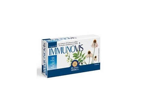 Planta Medica Inmunovis (immune system) 20 effervescent sachets.